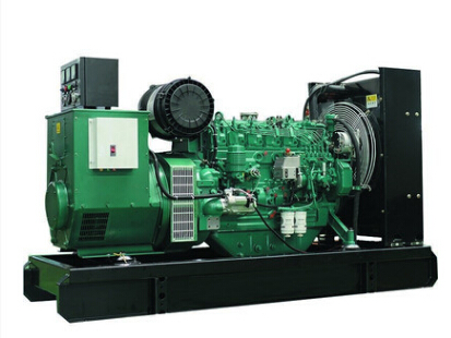 安庆全新上柴200kw大型柴油发电机组