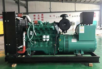 安庆全新潍柴150kw大型柴油发电机组