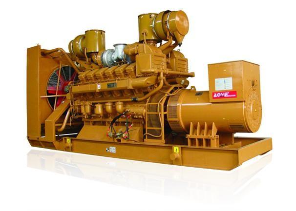 安庆济柴190kw系列柴油发电机组