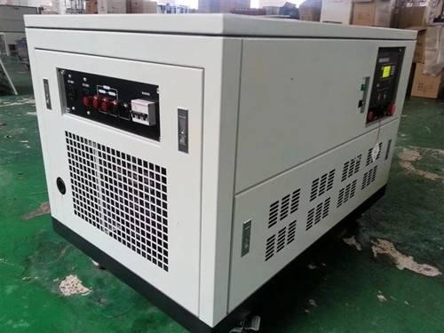安庆怀宁县30千瓦静音发电机