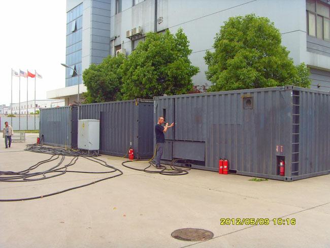 安庆集装箱二手发电机
