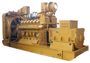 安庆应急发电机-700KW-2500KW济柴柴油发电机组