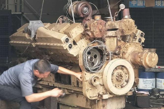 安庆发电机维修
