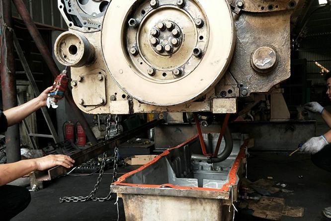 安庆柴油发电机维修