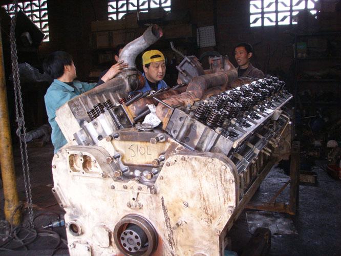 安庆柴油机大修注意事项