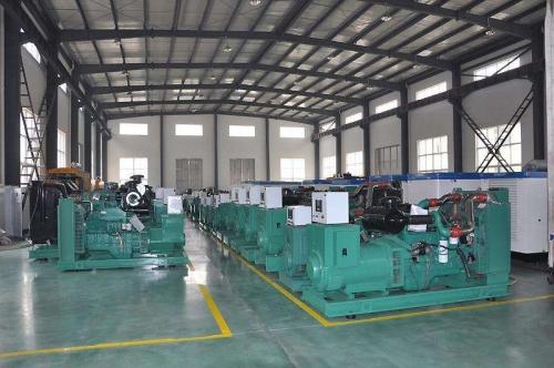 安庆潜山二手常柴12千瓦柴油发电机组