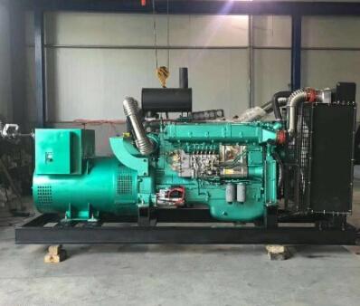 安庆大观县宗申动力300kw大型柴油发电机组