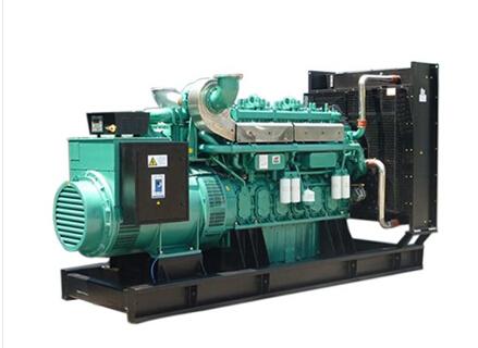 安庆大观县宗申动力400kw大型柴油发电机组