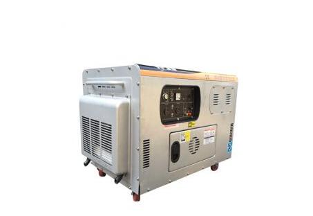 安庆二手康明斯8kw小型柴油发电机出租