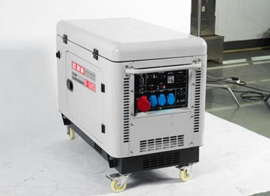 安庆二手康明斯12kw小型柴油发电机组