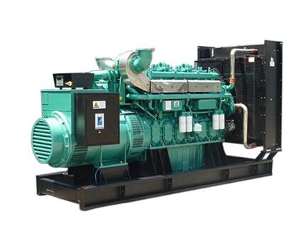 安庆大观县宗申动力250kw大型柴油发电机