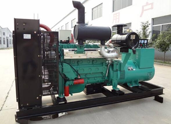 安庆潜山二手潍柴400kw大型柴油发电机组