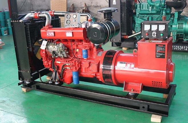 安庆岳西本田200kw大型柴油发电机组