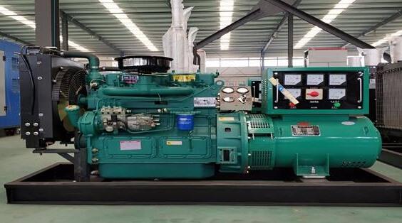 安庆岳西本田250kw大型柴油发电机组