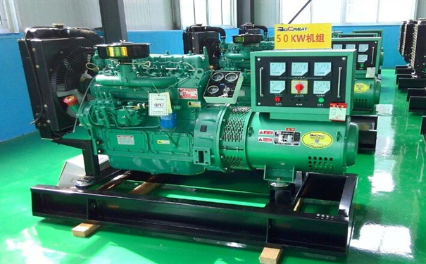 安庆岳西本田50kw小型柴油发电机组