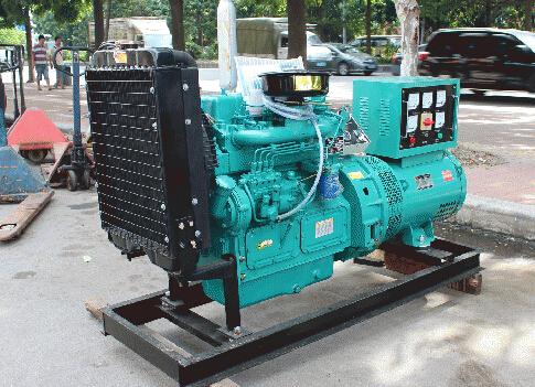安庆岳西本田30kw小型柴油发电机组