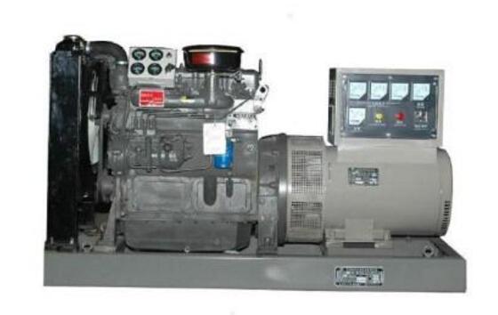 安庆潜山二手潍柴200kw大型柴油发电机组