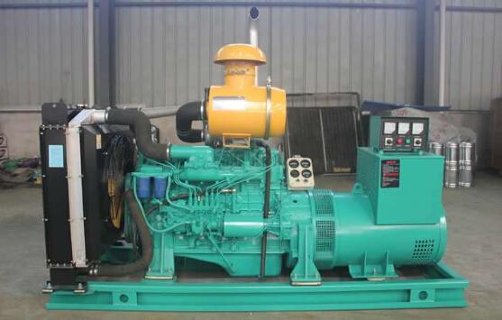 安庆潜山二手潍柴250kw大型柴油发电机组